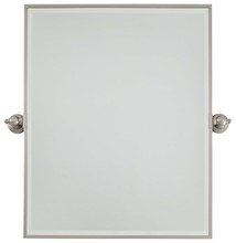 Minka-Lavery 1441-84 - Xl Rectangle Mirror - Beveled