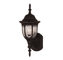 Savoy House 07068-BLK - Exterior Collections Wall Mount Lantern