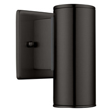 Eglo US 200032A - 1x50W Outdoor Wall Light w/ Matte Black Finish