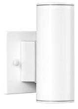Eglo US 84001A - 1x50W Outdoor Wall Light w/ White Finish
