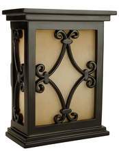 Craftmade CH1515-BK - Hand-Carved Scroll Design Chime