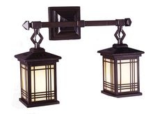 Dale Tiffany 2604/2LMW - Fixtures/Wall Sconces