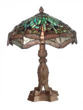 Dale Tiffany 7703/637 - Table Lamps