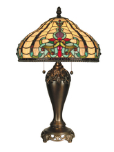 Dale Tiffany TT60203 - Table Lamps