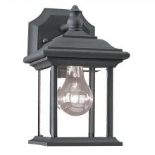 Sea Gull 85200-12 - One Light Outdoor Wall Lantern