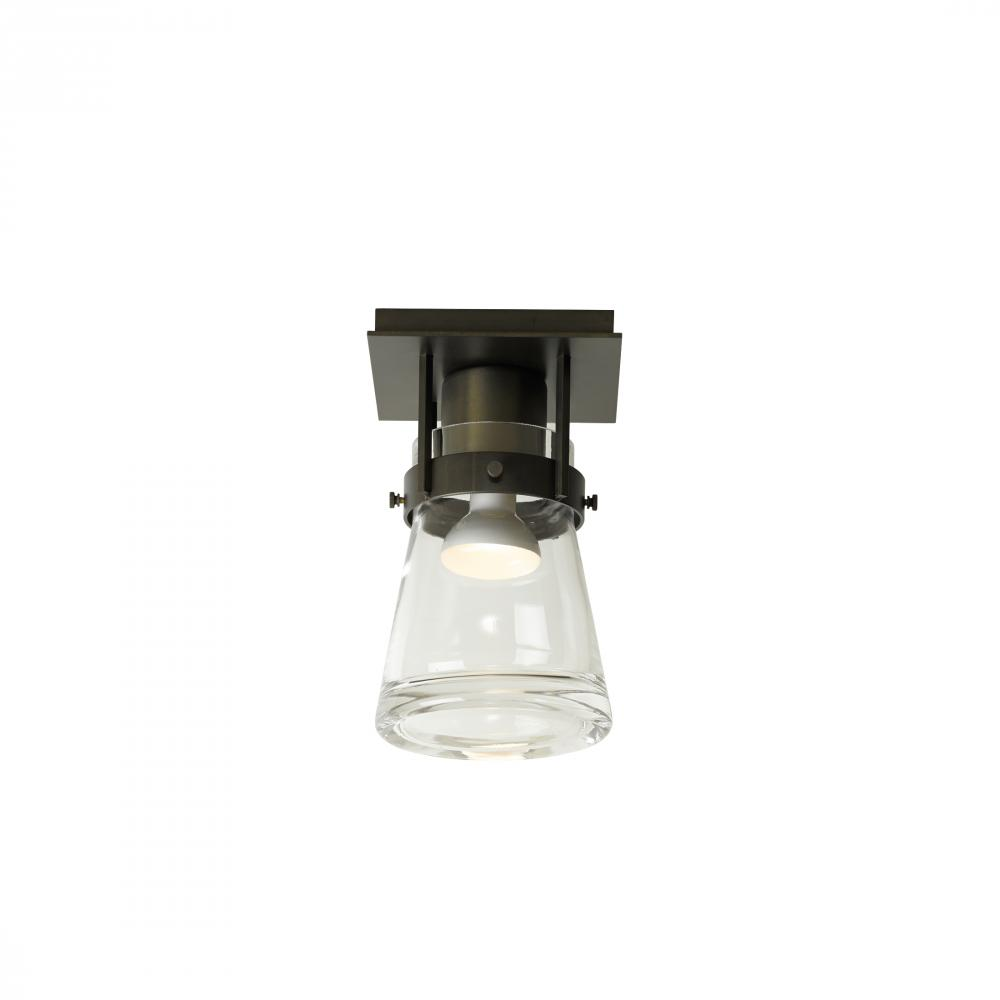 Erlenmeyer 1 Light Semi-Flush