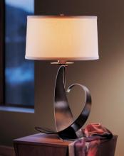 Hubbardton Forge 272678-LED-05-SB1794 - Fullered Impressions Large Table Lamp