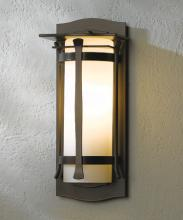 Hubbardton Forge 307105-SKT-10-GG0247 - Sonora Small Outdoor Sconce