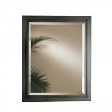 Hubbardton Forge 710118-84 - Metra Large Beveled Mirror