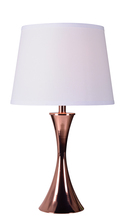 Kenroy Home 32939RGLD - Clementine Table Lamp