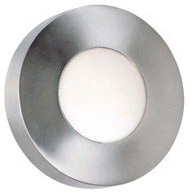 Kenroy Home 72824PA - Burst Lrg Round Sconce/Flush